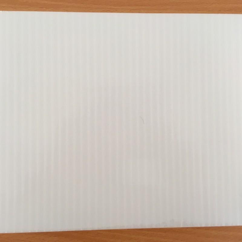 POLICARBONATO CELULAR BLANCO OPAL 16mm