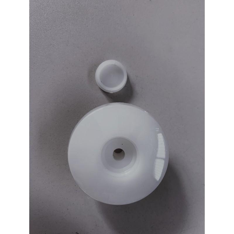 Botones de policarbonato