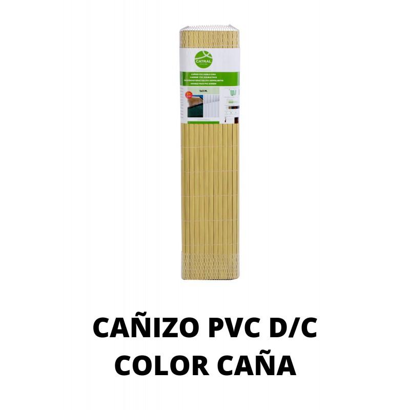 CAÑIZO PVC D/C